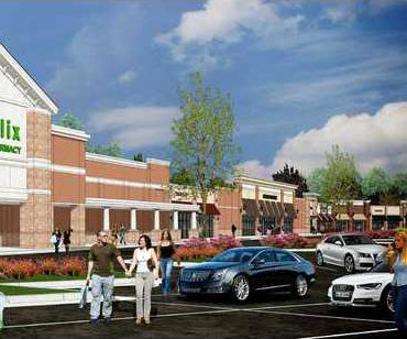 8. New development rendering pic