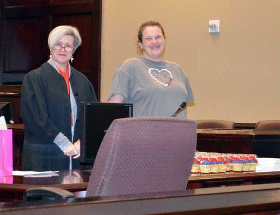A-Help Court Graduation pic 1
