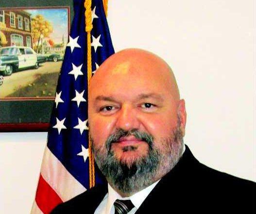 Sheriff Jeff Johnson MUG