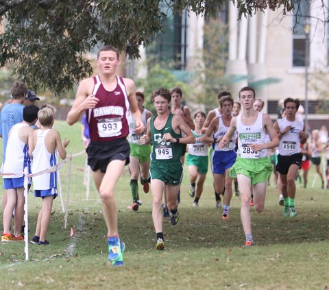 Cross country pic 1, 10.18.17