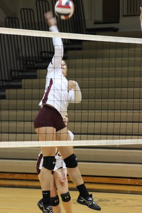 Volleyball pic 1, 10.18.17