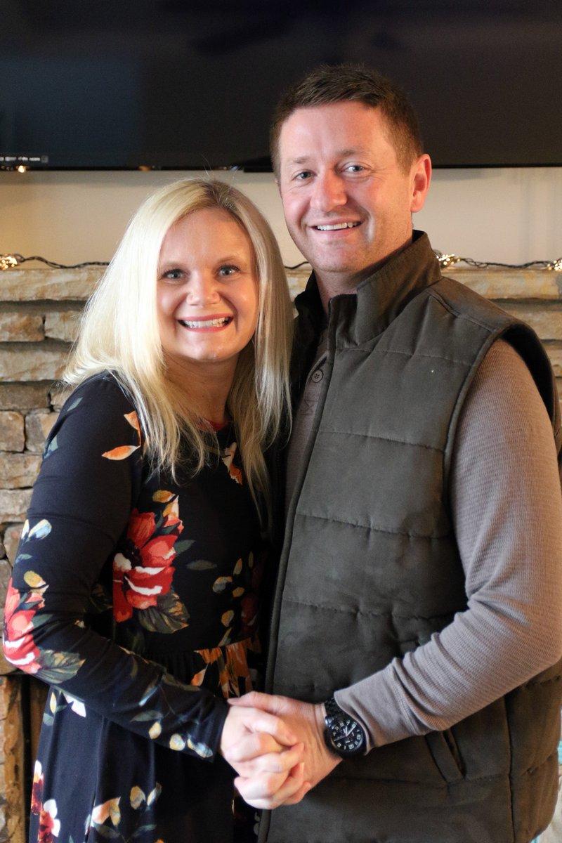 Paul and Megan Dorris