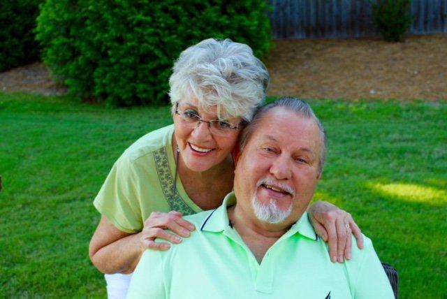 John and Judy Brandon 1