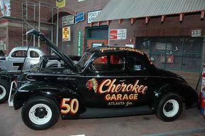 ID0L Pic of Sosebee car