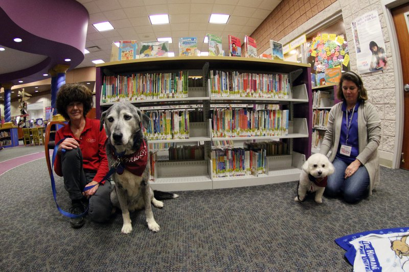 READ to dogs 4