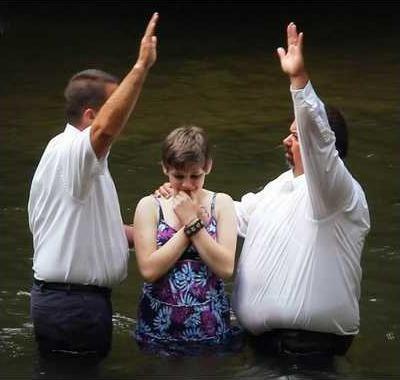 EMCU baptism pic pleasant union baptist