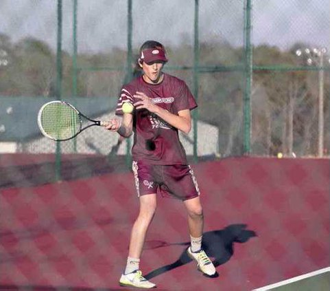 DCHS Boys Tennis pic