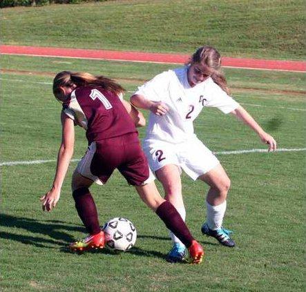 Girls Soccer vs. Vidalia pic