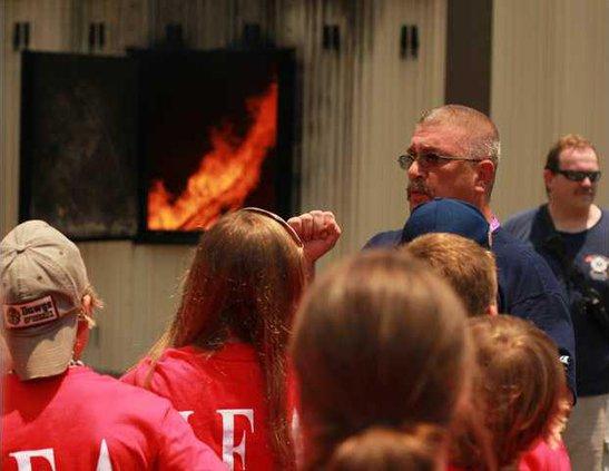 Junior Fire Academy pic