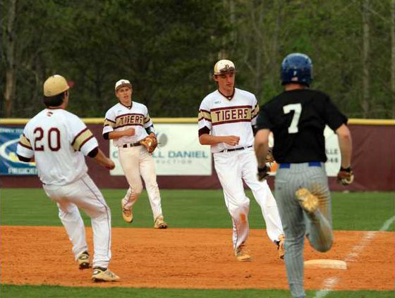 S-Varsity baseball