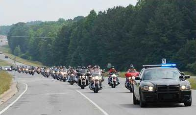 6RR2 GrayBeards Annual 360 Charity Ride