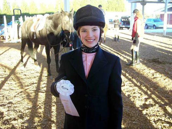 Horse show pic