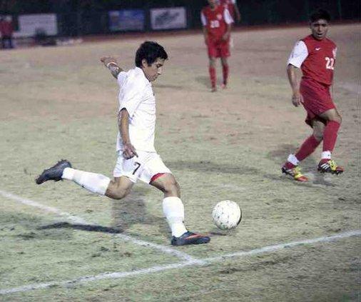 Varsity Boys Soccer pic