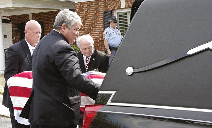 Zell Miller funeral
