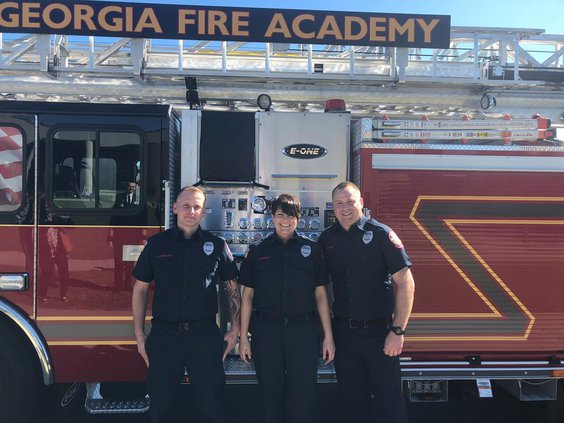 New firefighters pic