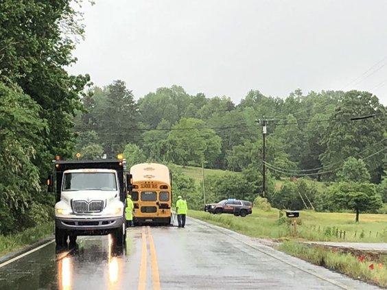 bus wreck
