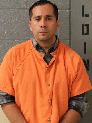 Officer arrested, Kormos MUG